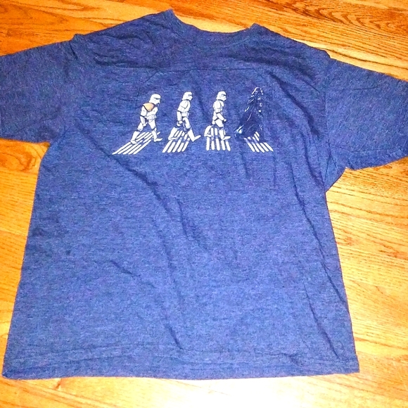 🔥EUC! Disney's Star Wars Evolution Tee Shirt 🔥